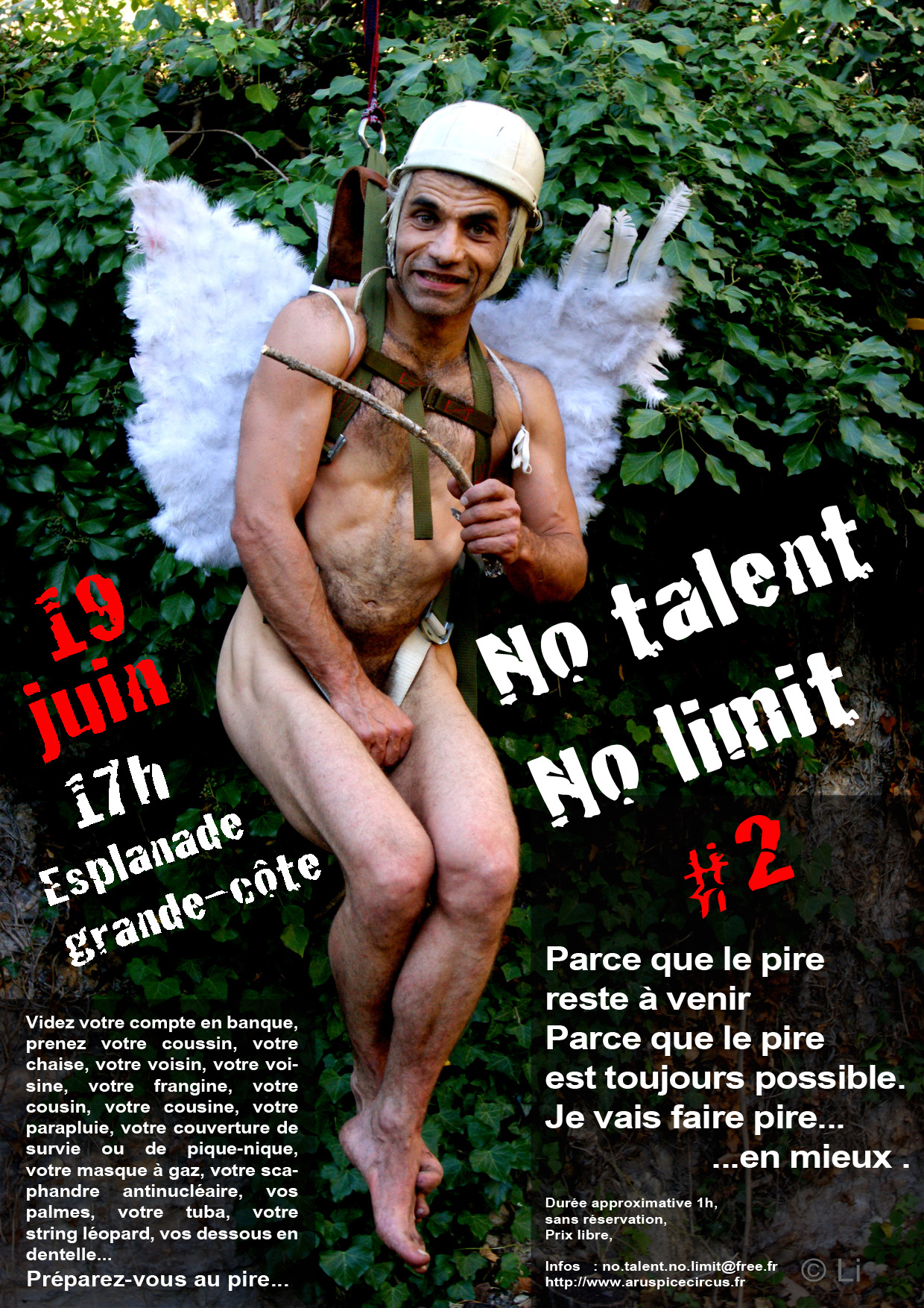No Talent No limit